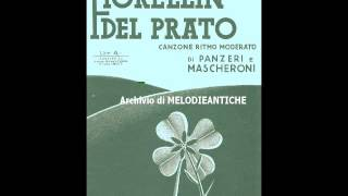 Alfredo Clerici - Fiorellin del prato (con testo)