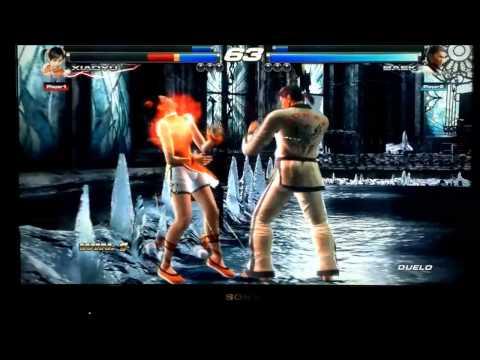 Jin's Challenger gran finals Filo XxX (Baek-Hwo) VS Mr.Kaito (Xia-Mih)