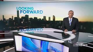 Brisbane Skytower - 9 NEWS 09-01-2018