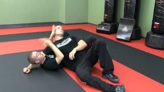 Scarf Hold Defense - Krav Maga Groundfighting