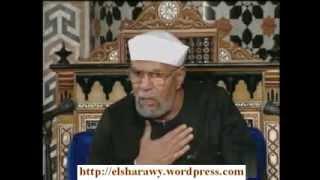 حكم الاستماع الى الموسيقا و الاغانى الشيخ الشعراوى