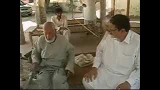 IDCA ISLAMABAD Deaf :  videos   Ashfaq ahmed Gujjar village deaf dad Age 95 pain see