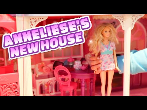 Barbie Anneliese s New House