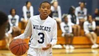 2016-2017 Devin Graham - OPJHS Basketball Full Season Highlights