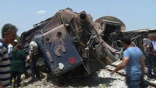 Tunisie: 17 morts, 70 blessés dans un accident de train