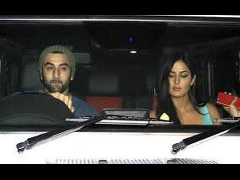 Katrina Kaif, Ranbir Kapoor Watch Brothers Together