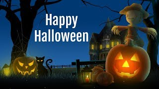Happy Halloween Wishes, Messages, images, greetings for friends & family.