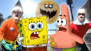 SpongeBob In Real Life Episode 3 - Mermaid Man & Barnacle Boy