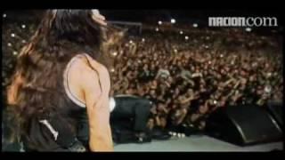 """""""For whom the bell tolls"""", Metallica en México"""