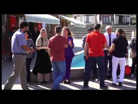 Düzce Üniversitesi Kurban Bayramı Bayramlaşma Töreni 2018