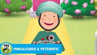 PINKALICIOUS & PETERIFFIC | Music to Me Song | PBS KIDS