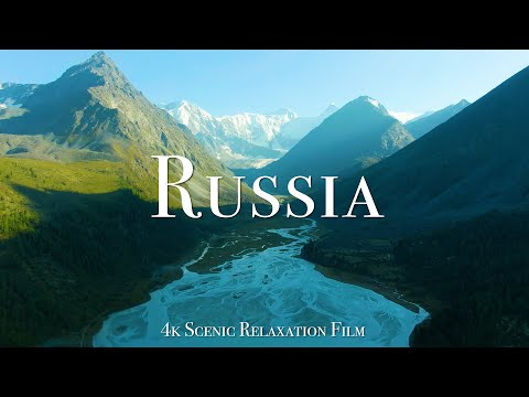 Russia 4K Scenic Relaxation Film with Calming Music