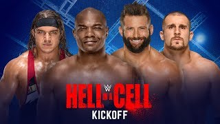 WWE Hell In A Cell Kickoff: Oct. 8, 2017