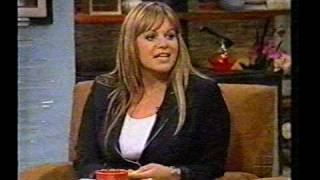 Jenni Rivera walks off the Gordo y La Flaca show