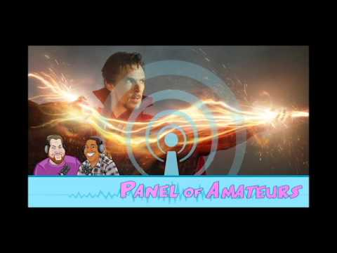 Xxx Mp4 Panel Of Amateurs Episode 7 Wonder Woman And XXX Trailers And Dr Strange Review 3gp Sex