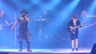 AC/DC feat. Axl Rose - Full Show, Live at The Verizon Center, Washington DC on 9/17/2016