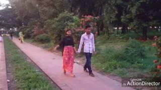Bangla new eid speical  song - kolonki banila re bhondhu - kishor palash - 2017 rj alamin