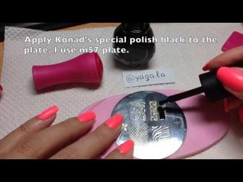 Xxx Mp4 Stamping Nail Art Step By Step Tutorial 3gp Sex