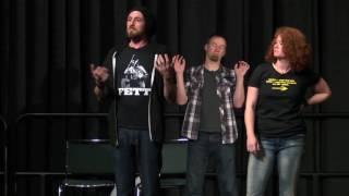 E02 - The Gamers Live 2015 ( Comedy | Improv | Gaming )