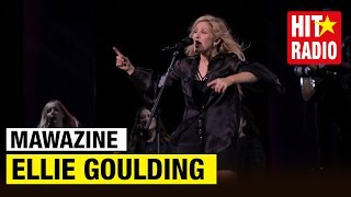 MAWAZINE 2017: ELLIE GOULDING MET LE FEU SUR SCÈNE