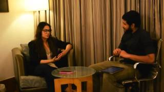 In conversation with Sunitha Sarathy