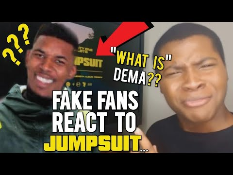 WORST JUMPSUIT REACTIONS EVER.. (omg)