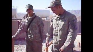 us soldiers lady gaga just dance parody Tangi Valley Afghanistan