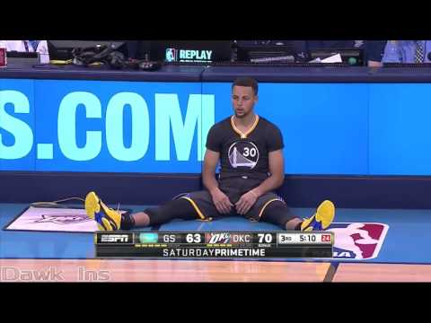 Stephen Curry 46 points @ OKC