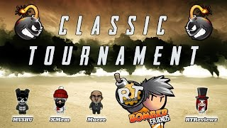 Bomber Friends - Classic Tournament vs |MUSHU|XMem|Muere (Divine Ghost)