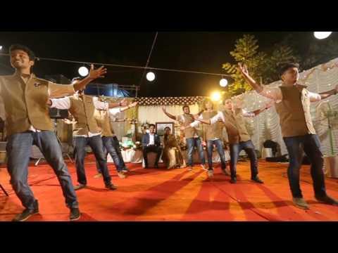 Margazhiye mallikaye malabar style wedding dance 2016 kannur