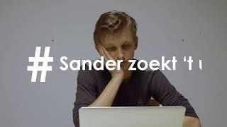 #Sander zoekt het uit: 100 Abonnees