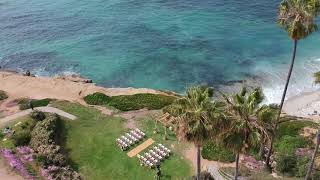 Dream Beach Wedding La Jolla Wedding Bowl