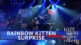 Rainbow Kitten Surprise Performs 'Fever Pitch'