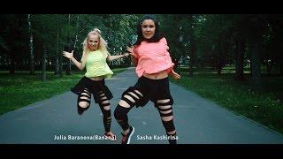 [OneShot] Sasha Kashirina [Major Lazer ft. Nyla & Fuse ODG – Light It Up]
