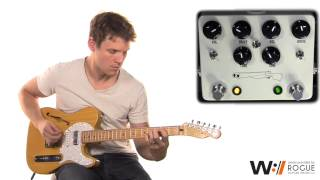 Worship Artistry Pedal Demo and Tutorial: JHS Double Barrel and Sweet Tea