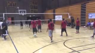 Slo volleyball tournament 2014