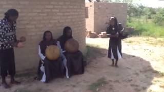 Mbira Shonai Family Zimbabwe, Africa 2015