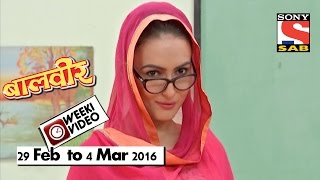 WeekiVideos | Baalveer | 29 Feb to 4 Mar 2016