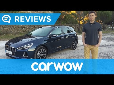 Hyundai i30 Elantra 2017 hatchback review Mat Watson Reviews