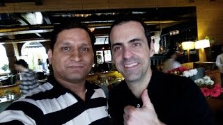 Sharmaji Meeting with Hugo Barra