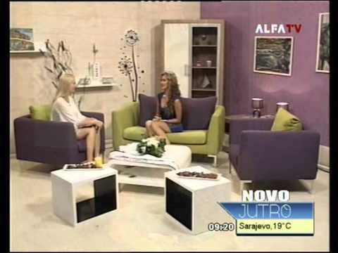 Arnela Karabegović Miss llinois teen Tv Alfa