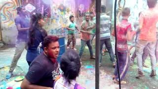 Prothom prem natok making Tisha and Imon