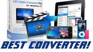 Best Video Converter Software: MacX HD Video Converter Pro [With YouTube Downloader!]