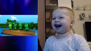 ADORABLE BABY Reacts to