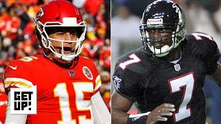 Patrick Mahomes is the most exciting player in NFL since Michael Vick - Dan Orlovsky l Get Up!