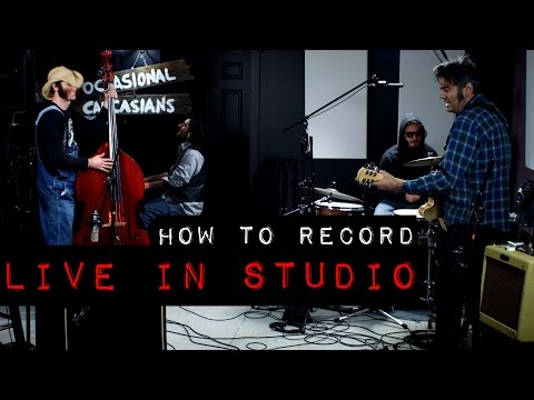 Download How to Record Live In Studio