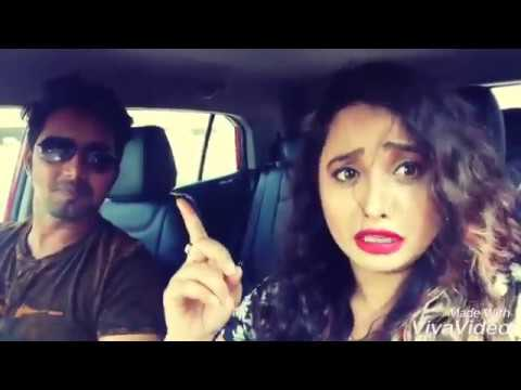 Xxx Mp4 Bhojpuri Actress Rani Chatterjee Doing Funny Acting Of Bollywood With Her Brother In Car 3gp Sex