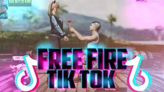 FREE FIRE TIK TOK #1- MEJORES MOMENTOS, DIVERTIDOS, GRACIOSOS 😂 | DaniWo!