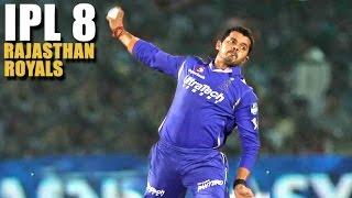 IPL 8- Sreesanth Back To Rajashthan Royals? | Indian Premier League