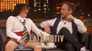 LATE MOTIV - Love of Lesbian y la Niña de Shrek | #LateMotiv55